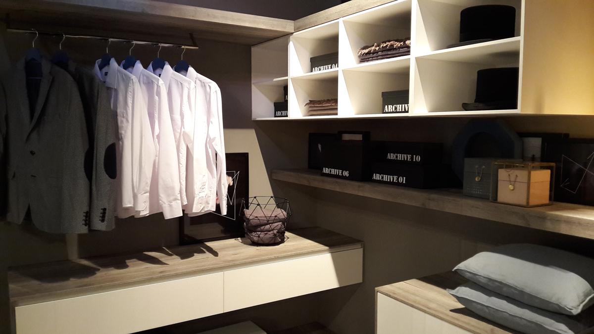 Camera Con Cabina Armadio E Bagno: Cabina armadio it luvern camera da letto m...