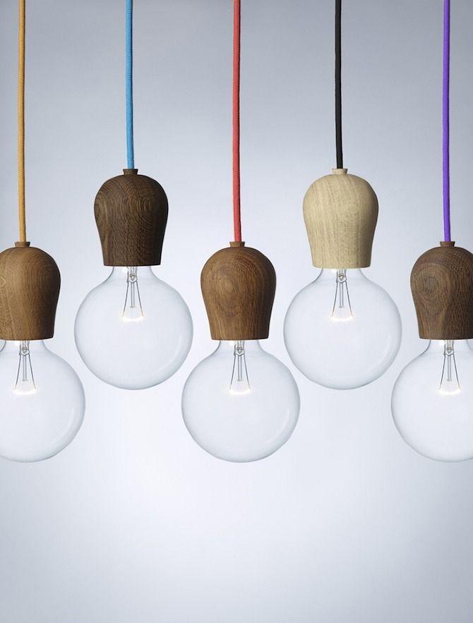 Bagno stile nordico lampadine legno ideagroup blog - Lampadario per bagno ...