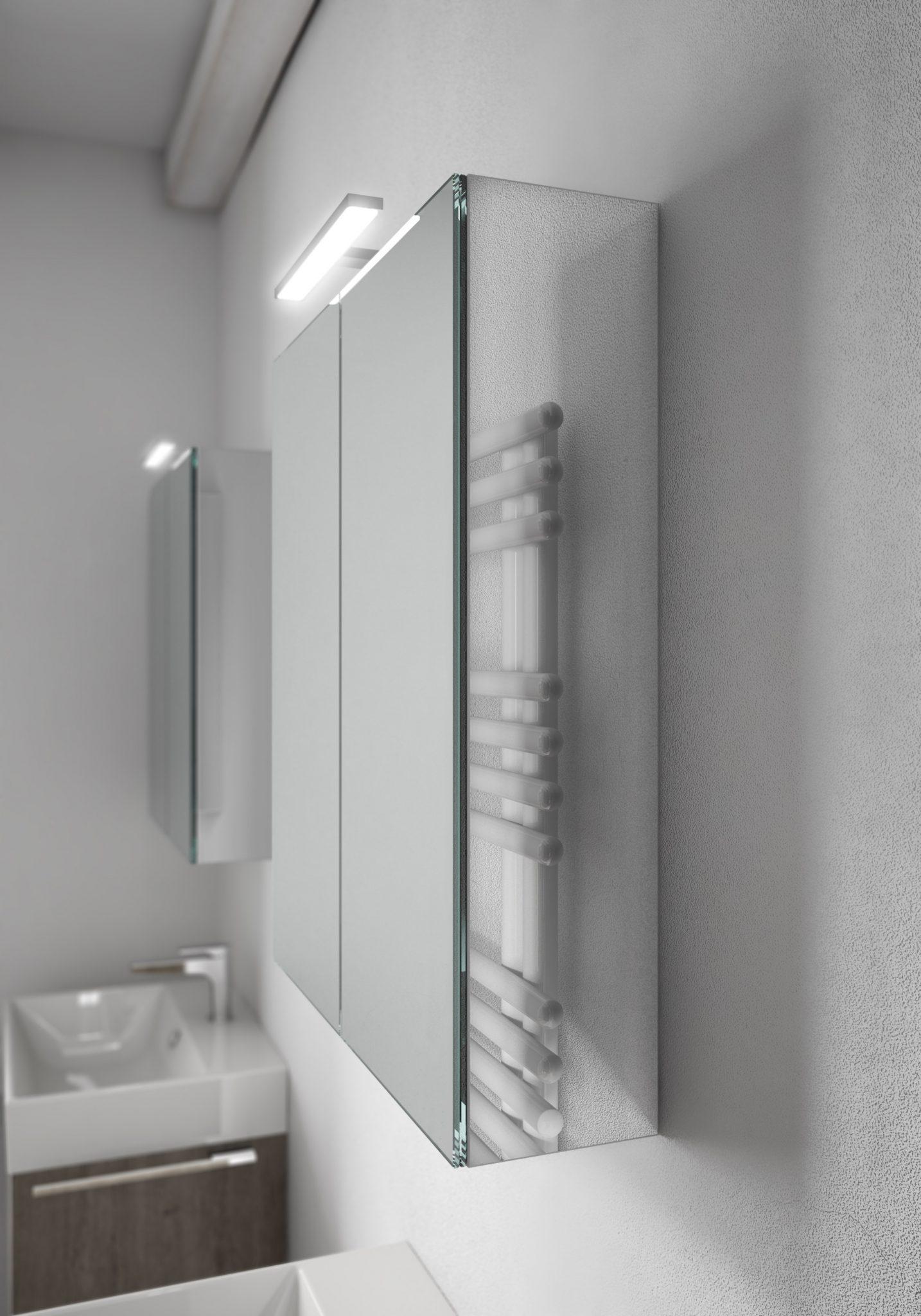 Come scegliere lo specchio per il bagno ideagroup blog - Specchio ovale per bagno ...