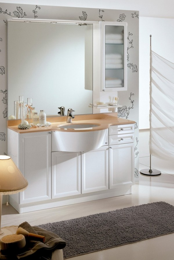 Come arredare un bagno classico ideagroup blog - Arredare il bagno moderno ...