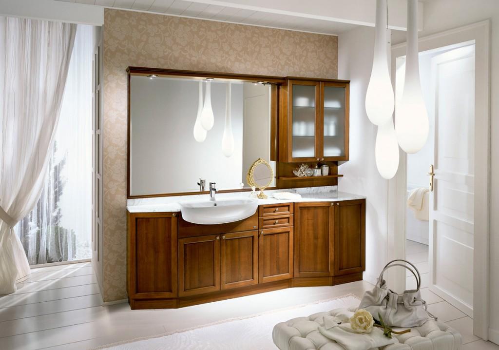 Come arredare un bagno classico ideagroup blog - Mobili per bagni classici ...