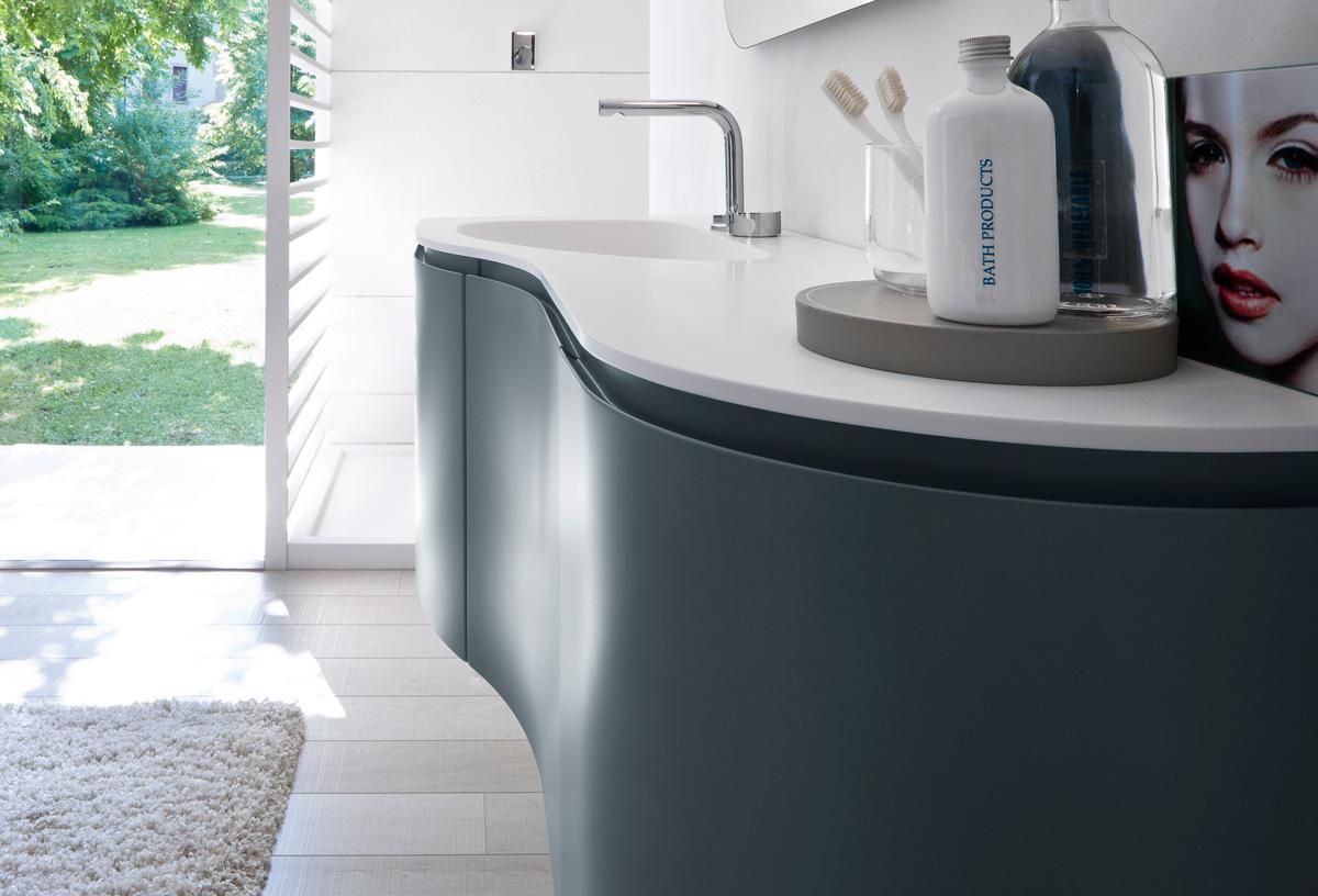 Come arredare il bagno con il blu e lazzurro - Ideagroup Blog