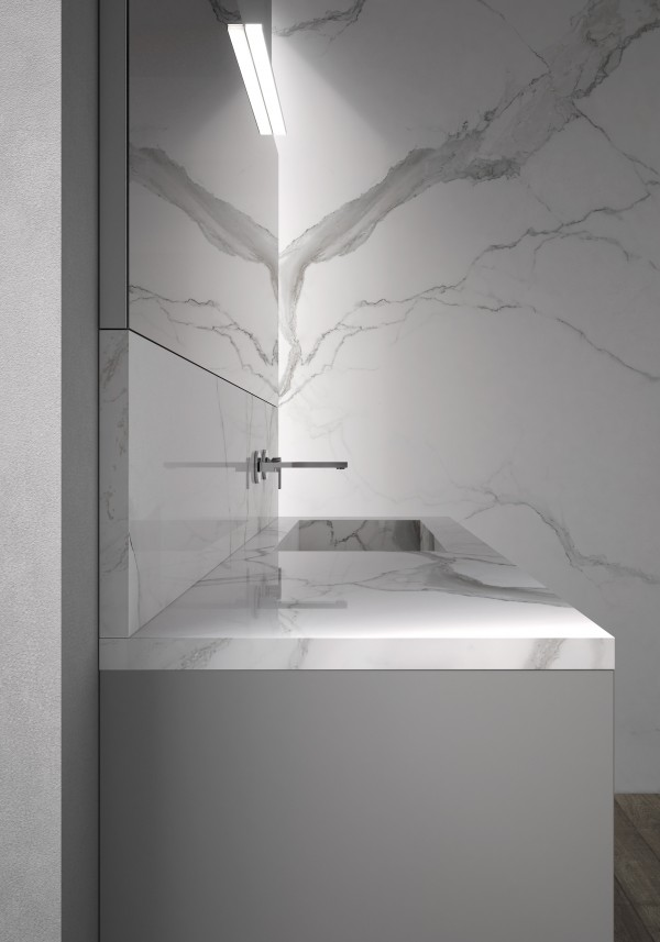 Lavabo di design la tendenza per il bagno del 2017 for Tendenze arredo bagno 2017
