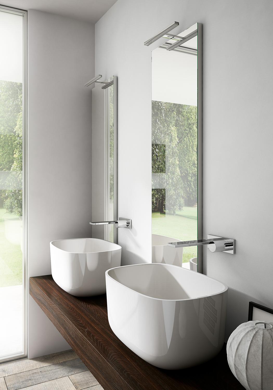 Come scegliere la rubinetteria del bagno ideagroup blog - Rubinetteria moderna bagno ...