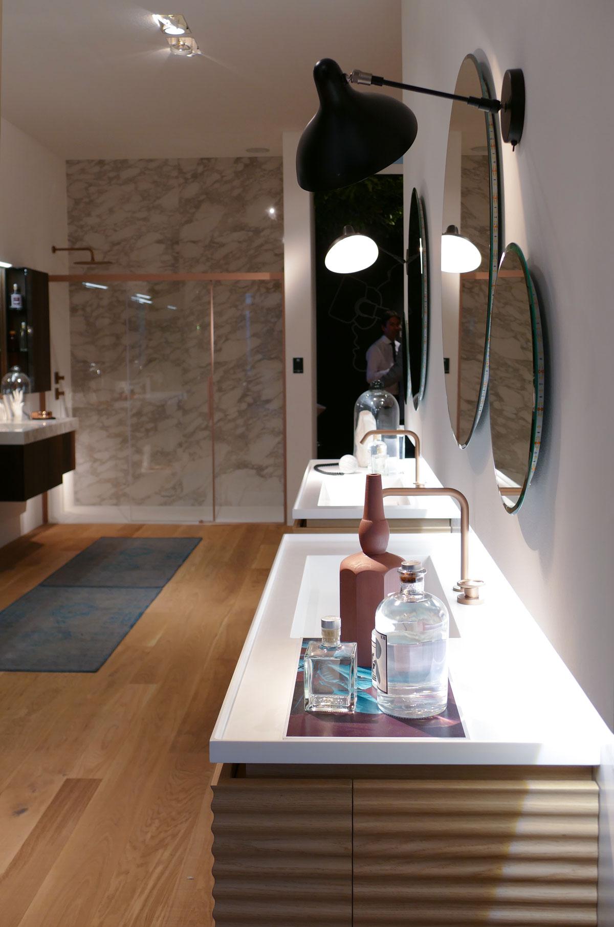 Salone internazionale del bagno 2018 le novit ideagroup for Arredo bagno a milano