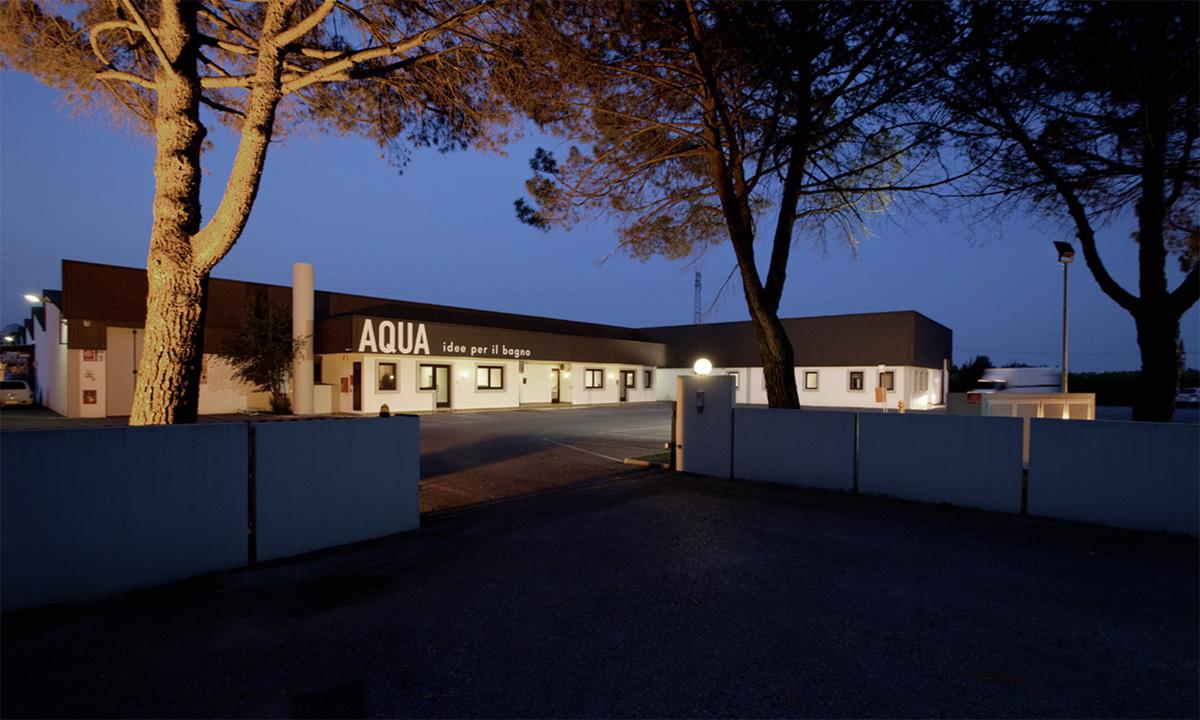 Aqua: arredo bagno di design - IDEAGROUP