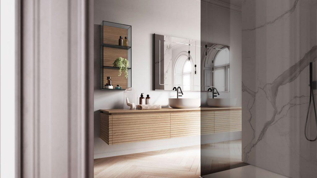 Arredo bagno mobili bagno per la tua casa ideagroup for Catalogo di mobili