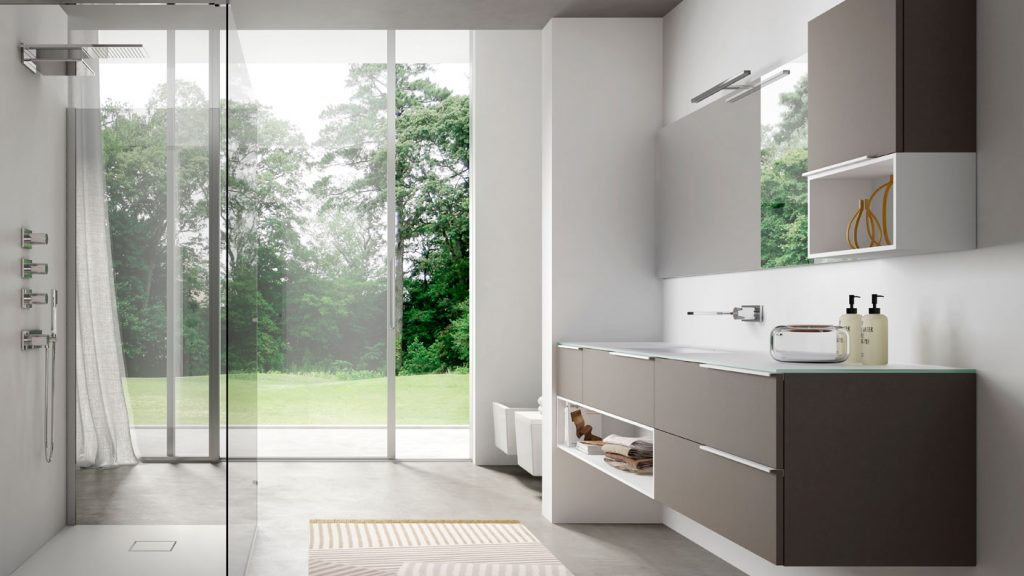 Bathroom ideas: cabinets and accessories - IDEAGROUP