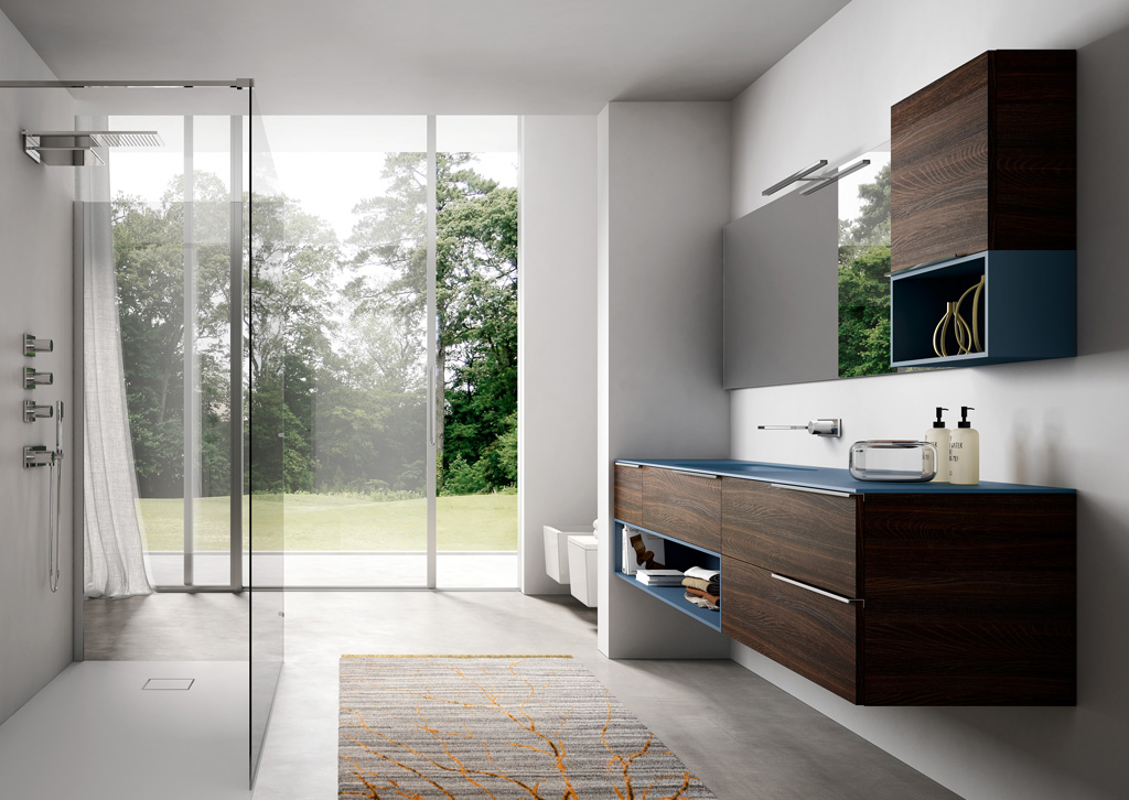 Mobili bagno moderni my time ideagroup for Design moderno
