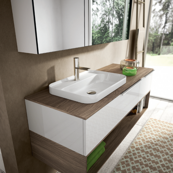 my time: bathroom furniture - Arredo Bagno Marrone E Beige