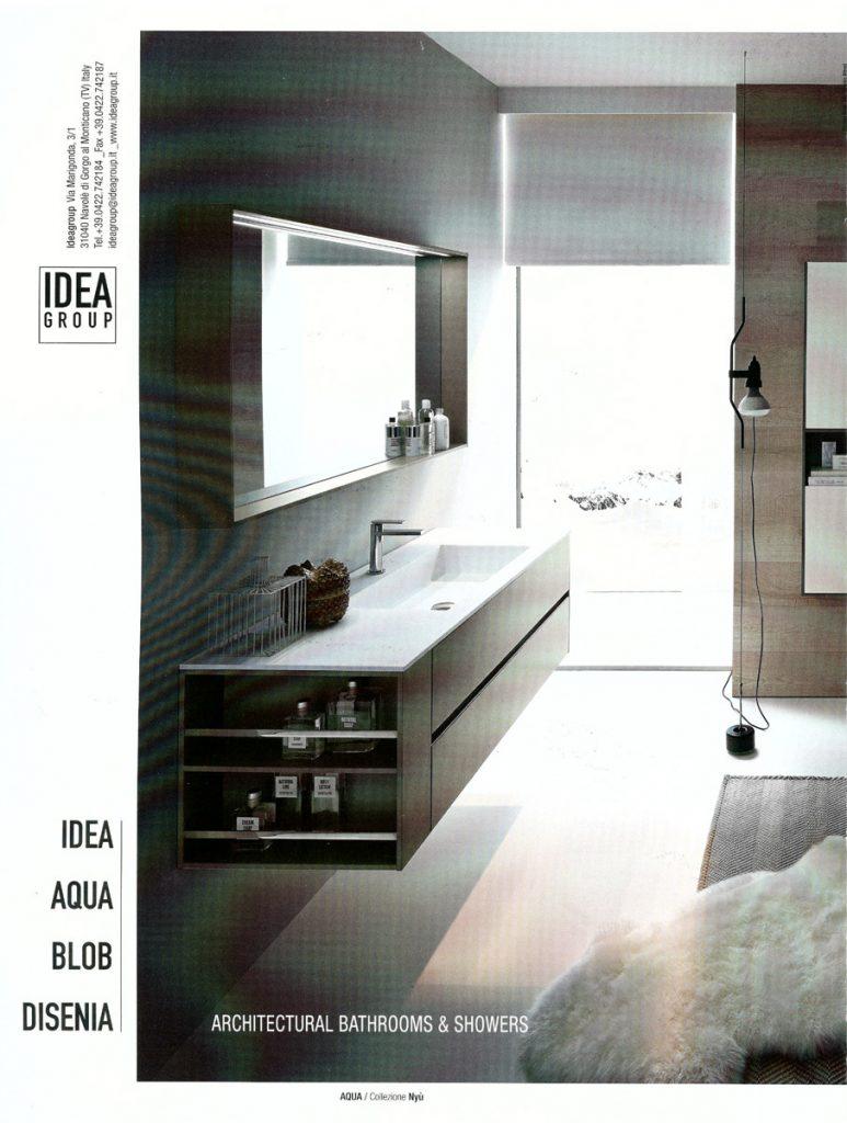 100 idee per la casa n 7 gennaio febbraio 2013 ideagroup - Idee x la casa ...