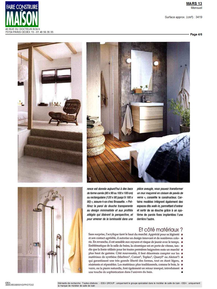 Faire construire maison march 2013 for Contruire maison