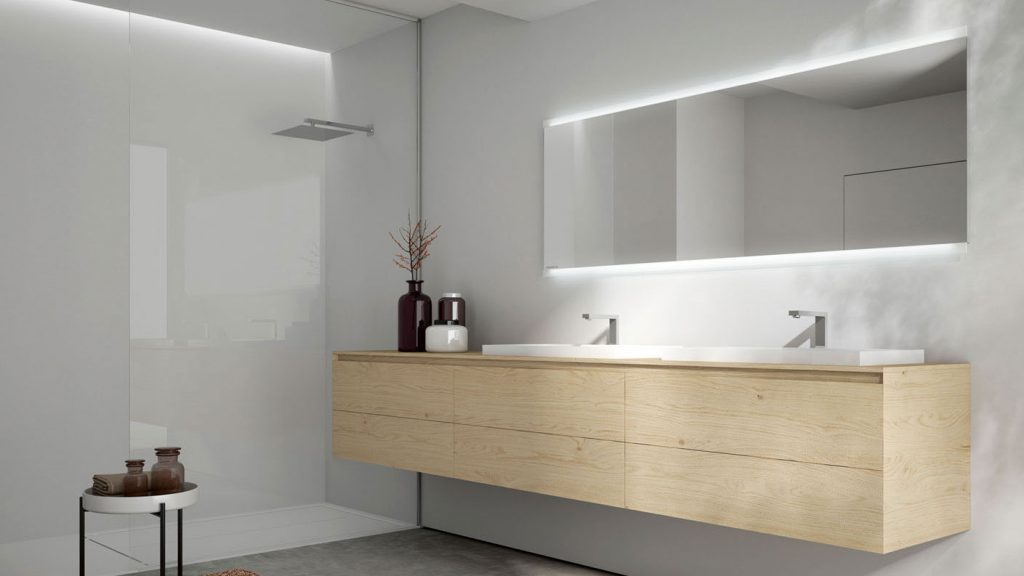 the essence of modern bathrooms