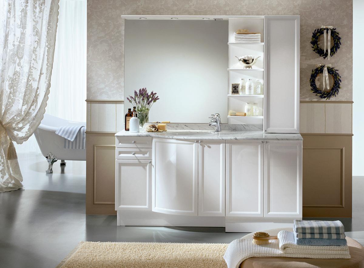 mobili bagno classici fenice