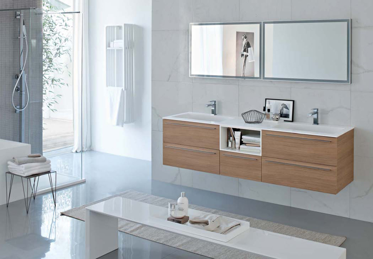 My Fly Evo, bathroom storage cabinets - IDEAGROUP