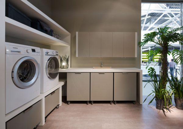 Mobili lavanderia Spazio Evoluzione
