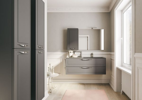 Modern bathroom furniture ideagroup for Mobili bagno contemporanei