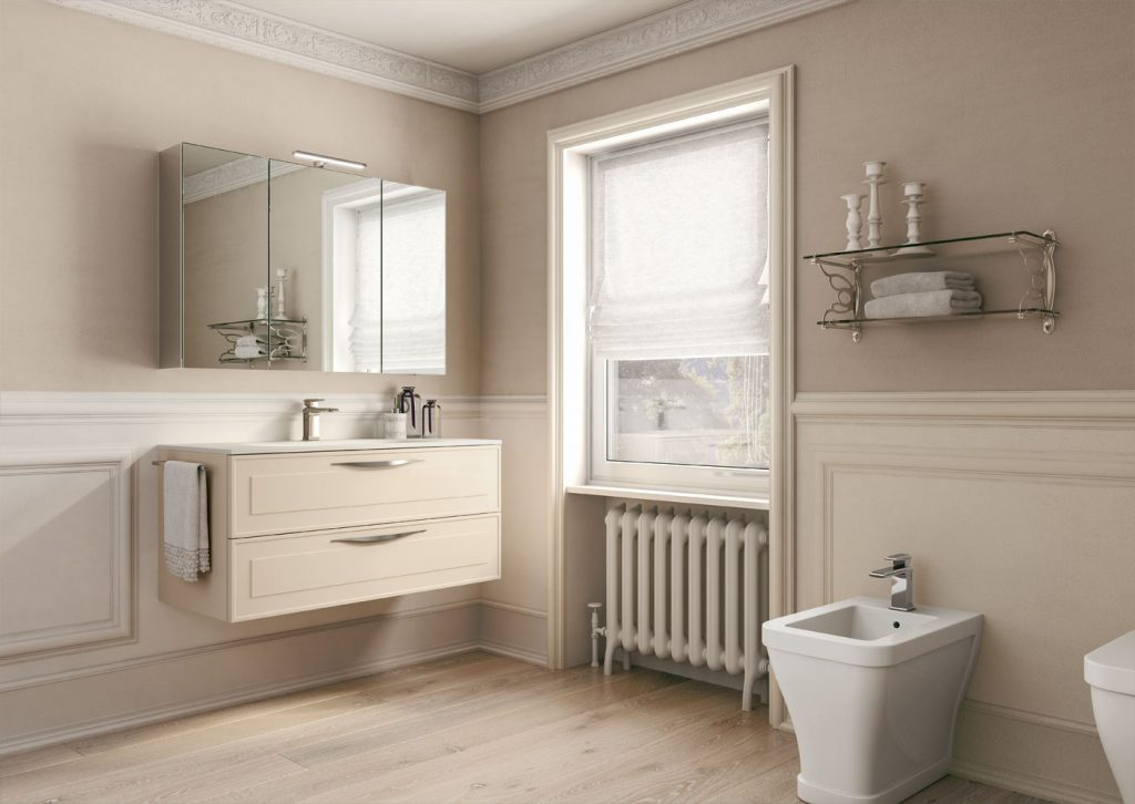Arredobagno dressy mobili bagno eleganti ideagroup - Il bagno group ...