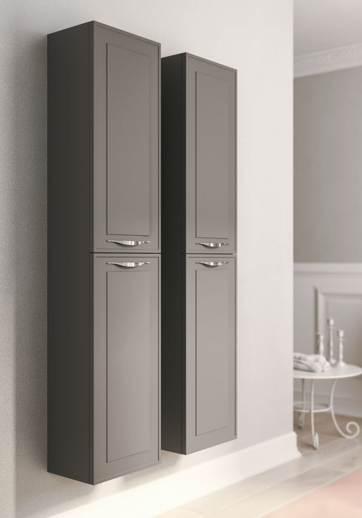 arredobagno dressy: mobili bagno eleganti - ideagroup - Arredo Bagno Semplice