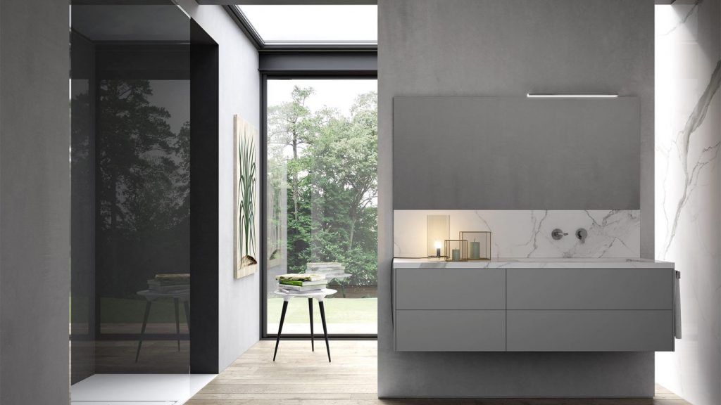 bathroom idea. The Essence Of Modern Bathrooms Bathroom Ideas  Cabinets And Accessories IDEAGROUP