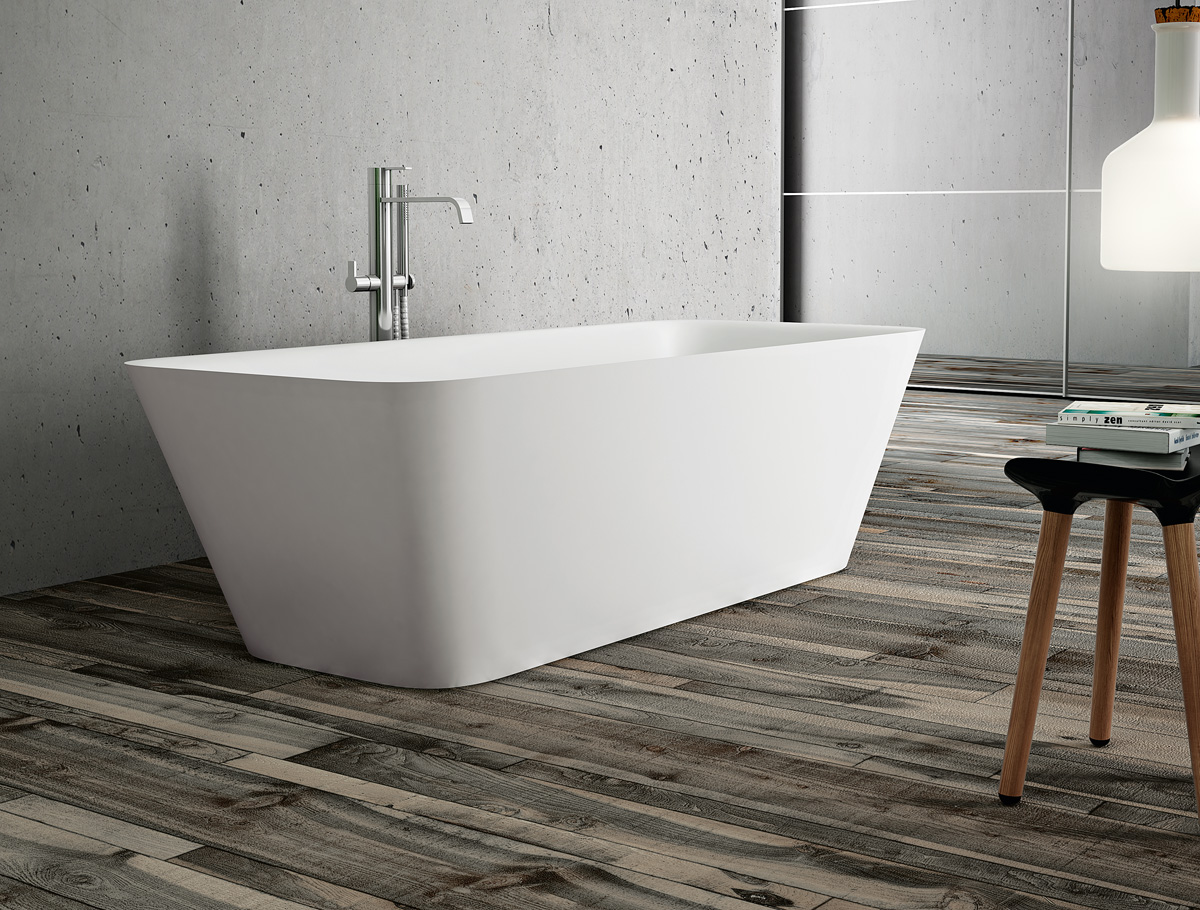 Vasca da bagno equal ideagroup for Vasca da bagno combinata