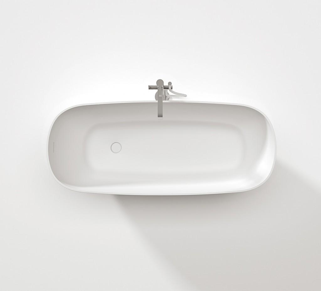 Vasca da bagno oval ideagroup - Vasche da bagno ovali ...