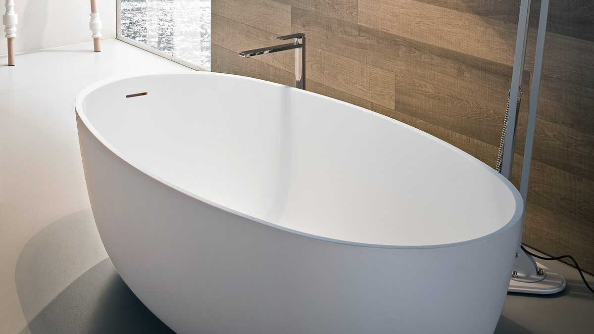 Round bathtubs ideagroup - Vasche da bagno mini ...