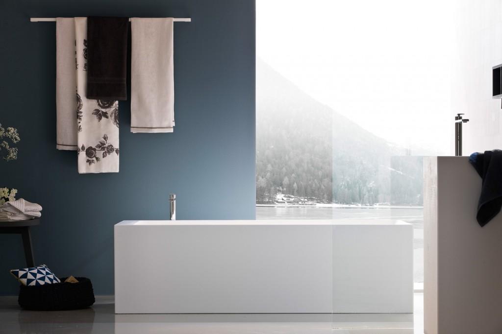 Square vasche abbinabili all arredo bagno - Vasche da bagno rotonde ...