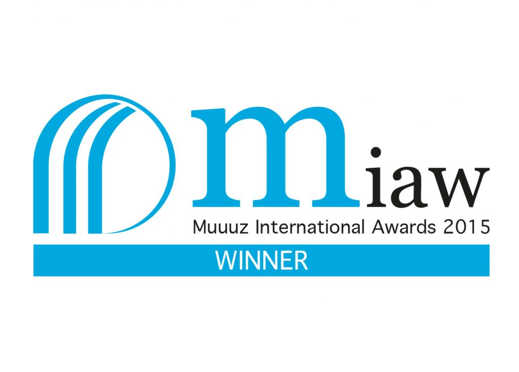 Коллекция Sense стала победителем конкурса MIAW 2015