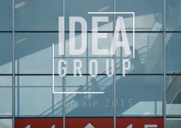 IDEAGROUP a Cersaie 2015