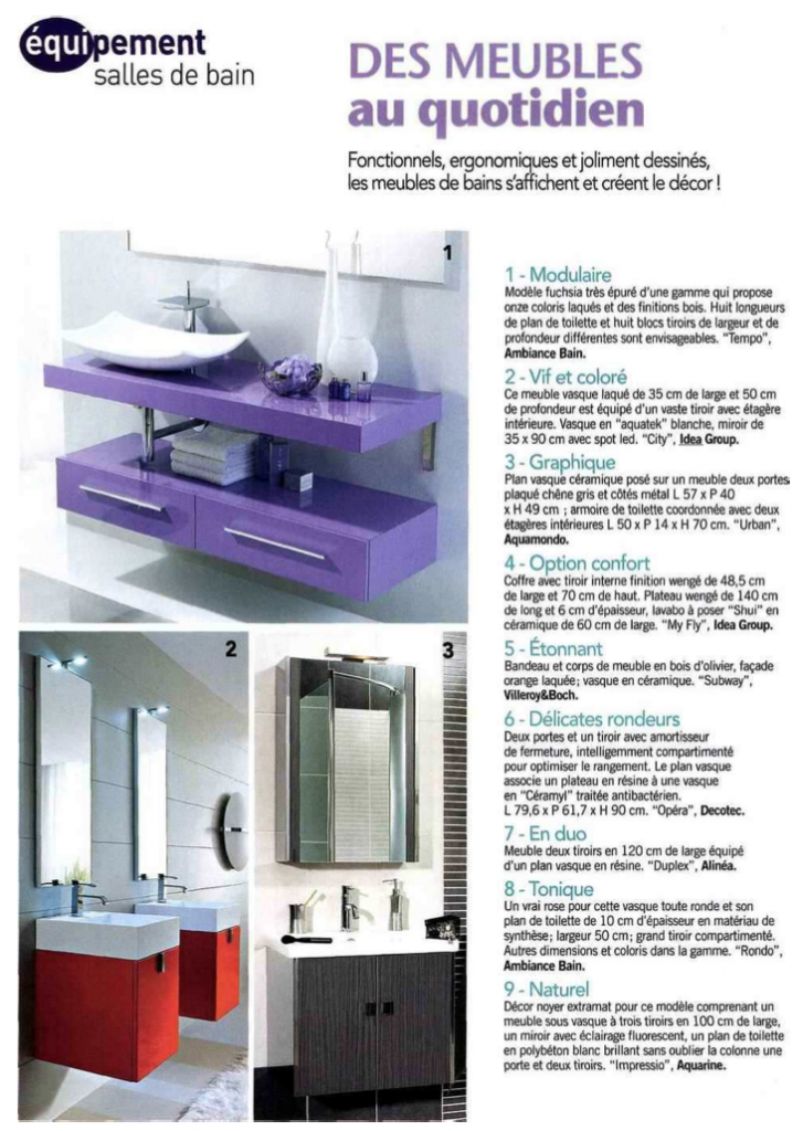city und my fly evo in cuisines bains vom oktober dezember 2015 ideagroup. Black Bedroom Furniture Sets. Home Design Ideas