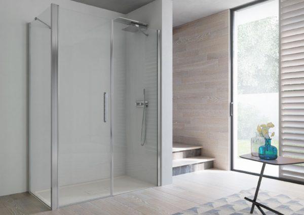 Cabine doccia ideagroup - Cabine doccia a soffietto ...