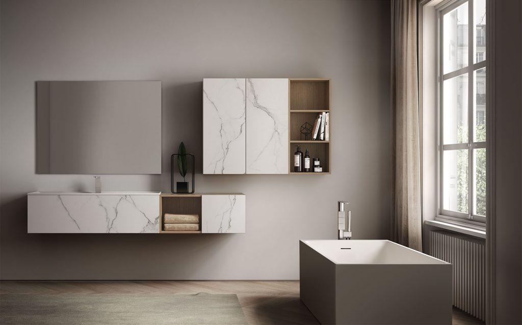 Dogma meubles salle de bains modernes ideagroup - Idea mobili bagno ...