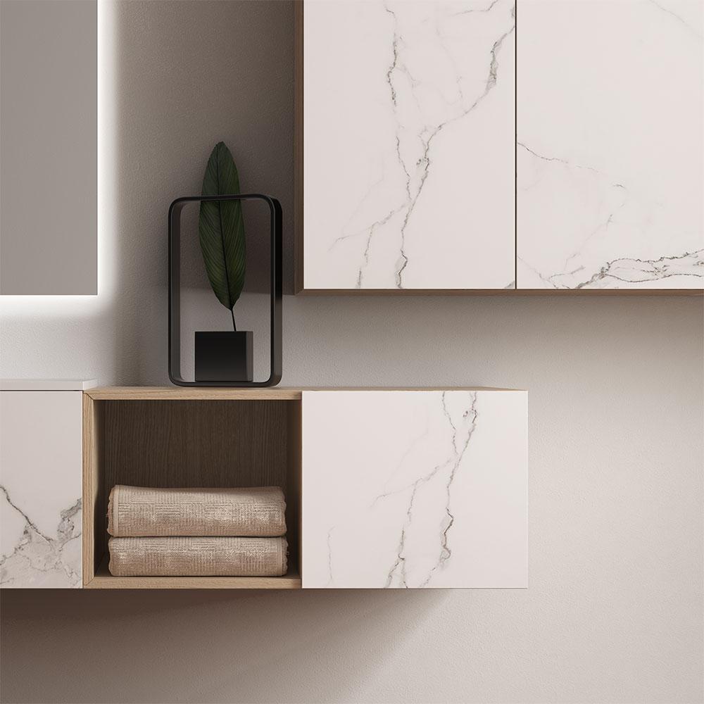 Dogma meubles salle de bains modernes ideagroup - Arredo bagno 2018 ...