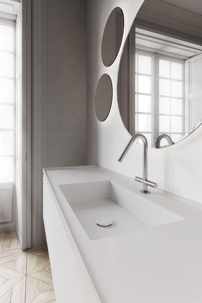 Dolcevita arredo bagno elegante ideagroup - Arredo bagno elegante ...