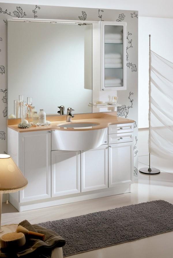 Come arredare un bagno classico ideagroup blog - Oggetti per arredare il bagno ...