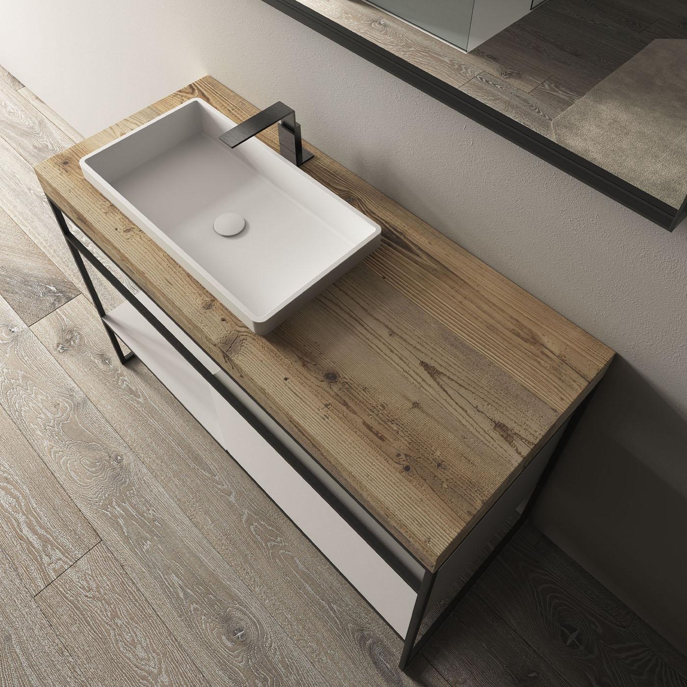 Piano Per Mobile Bagno come scegliere il lavabo del bagno - ideagroup blog