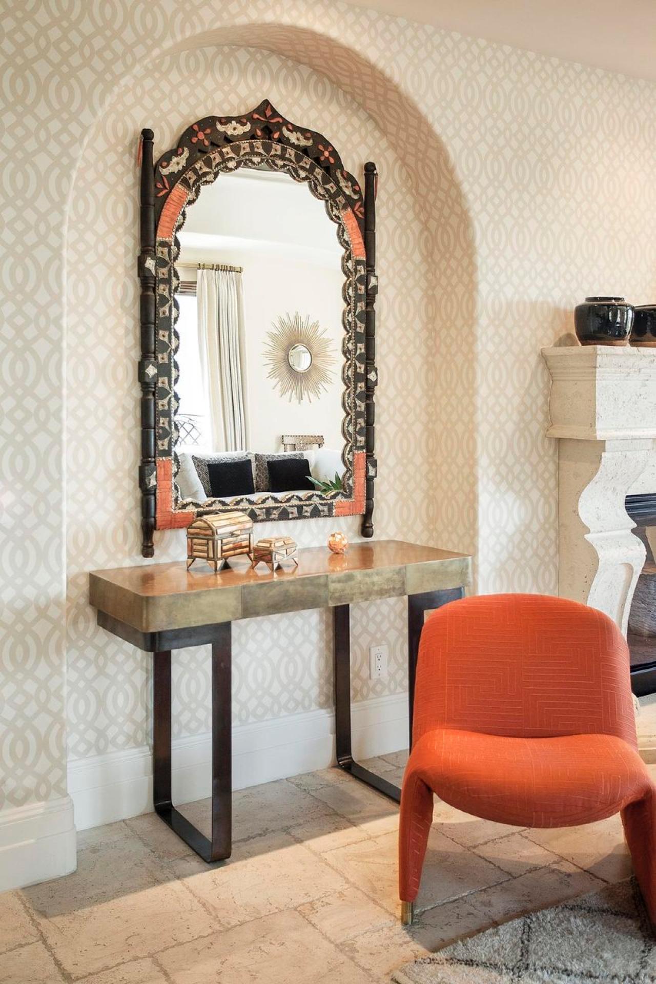 Specchio Bagno Incassato Nelle Piastrelle.Come Arredare Un Bagno In Stile Etnico Ideagroup Blog