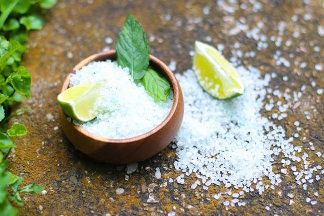 Sali Da Bagno Rilassanti : Sali da bagno rilassanti al mojito fai da te ricetta ideagroup