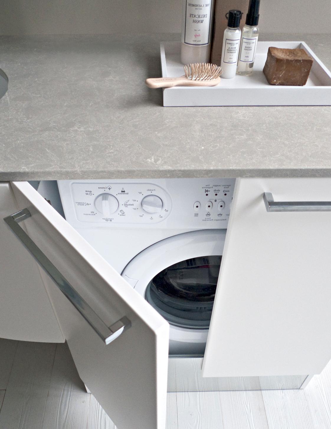 Bagno Piccolo Con Lavatrice.Come Inserire Lavatrice In Un Bagno Piccolo Ideagroup Blog