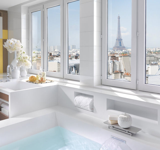 Accessori Bagno Per Alberghi.Come Progettare Un Bagno Da Hotel Di Lusso A Casa Ideagroup Blog