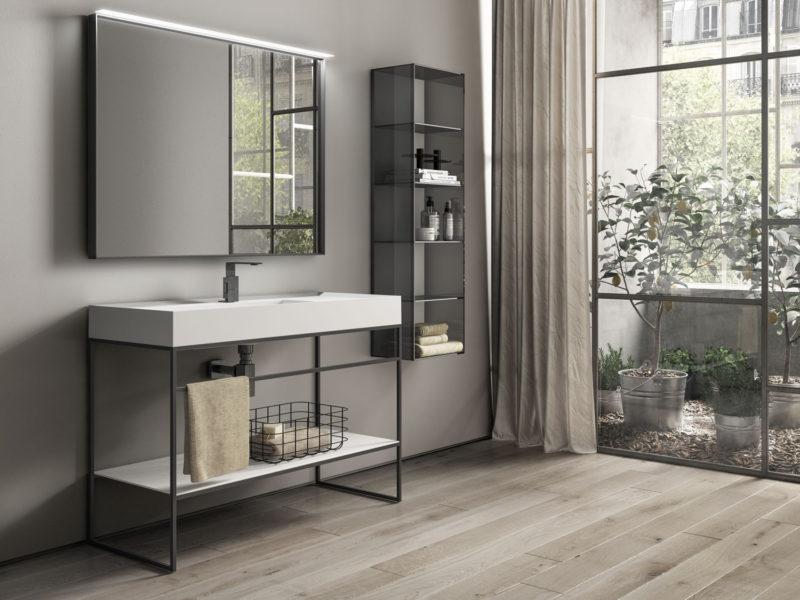 Dogma by Aqua di Ideagroup - Arredo bagno di lusso in stile industriale