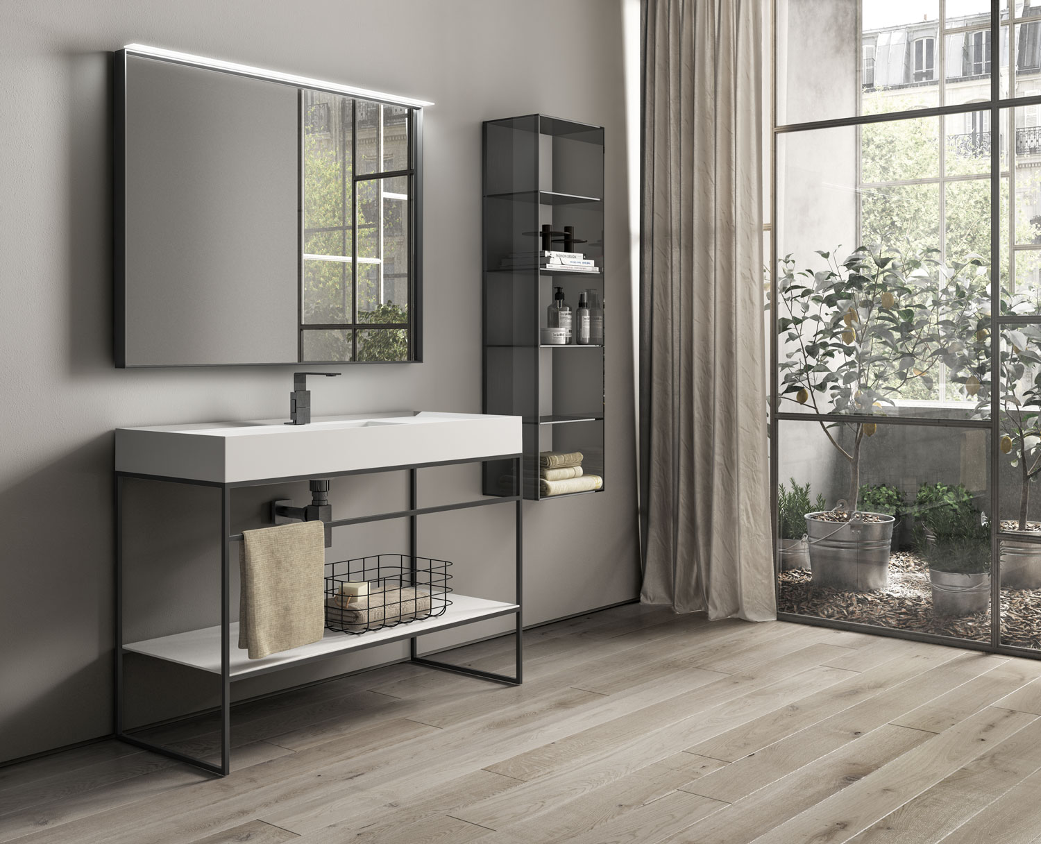 Accessori Da Bagno Design.Dogma By Aqua Ideagroup Arredo Bagno Design Ideagroup Blog