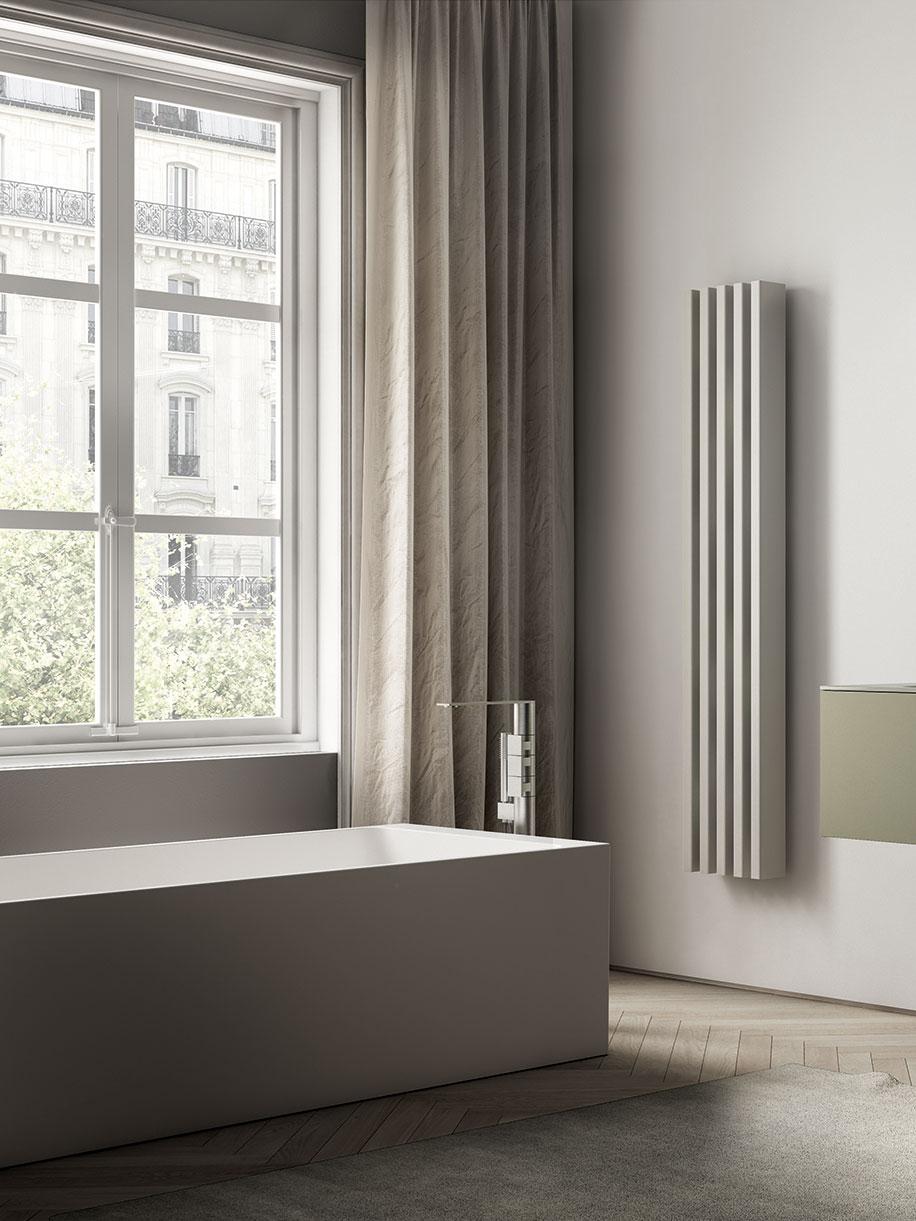 Come scegliere le tende del bagno ideagroup blog - Come mettere le tende in bagno ...