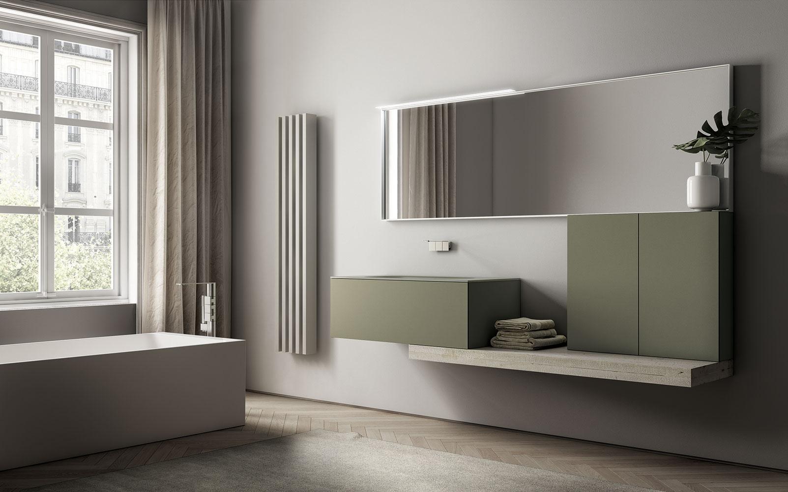 Verde salvia il colore arredamento del 2018 ideagroup blog for Idea casa mobili