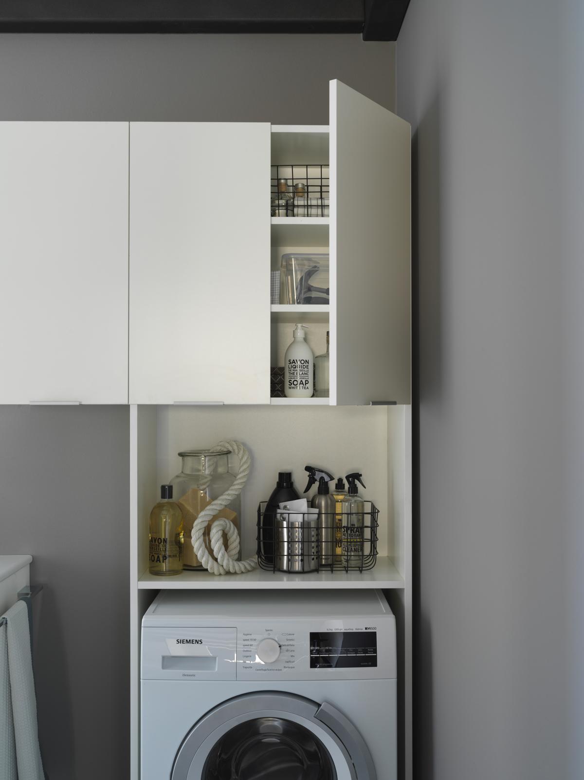 Colonna Per Lavatrice E Asciugatrice kandy, la nostra nuova lavanderia funzionale - ideagroup blog