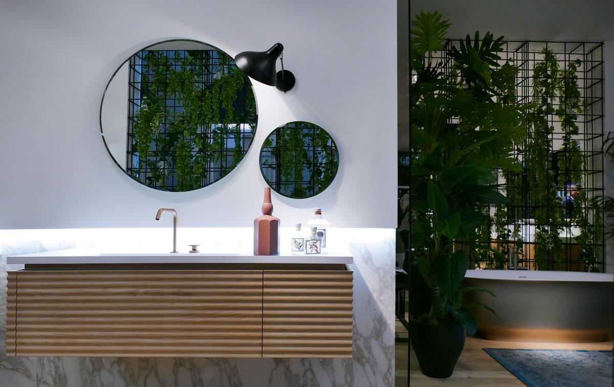 Salone internazionale del bagno 2018 le novit ideagroup for Mobile bagno minimal