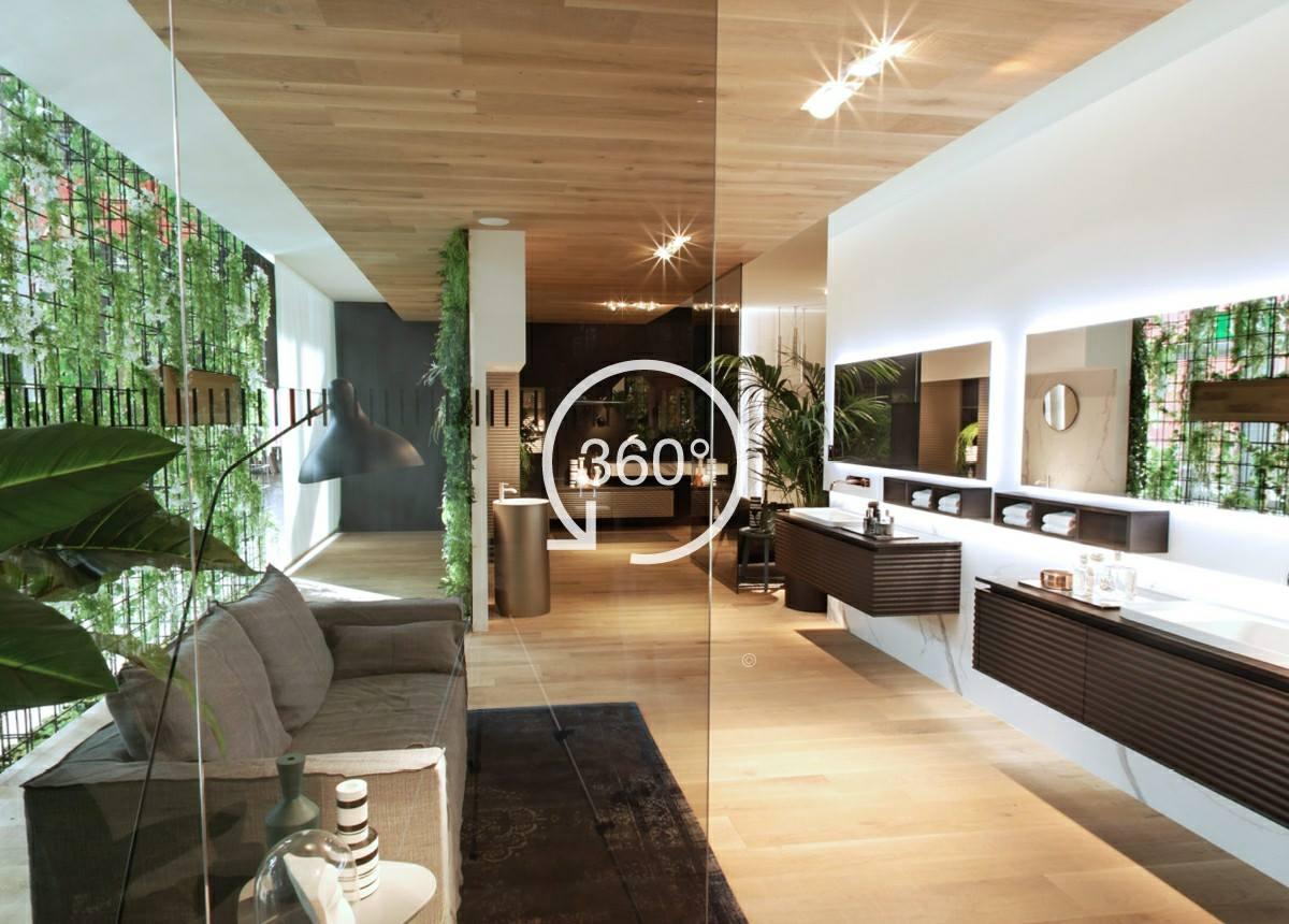 tour virtuale stand ideagroup al salone internazionale del bagno 2018 di milano