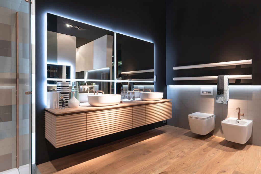 colore mobili bagno