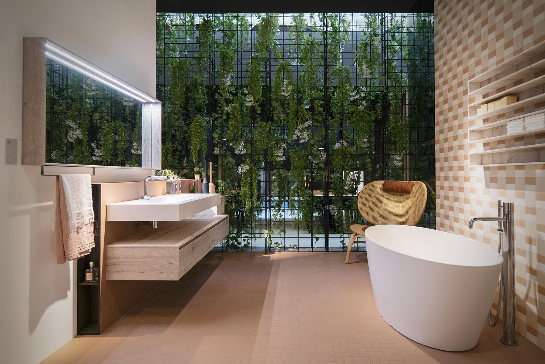 Sala Da Bagno Moderna : Il colore nella stanza da bagno contemporanea ideagroup blog